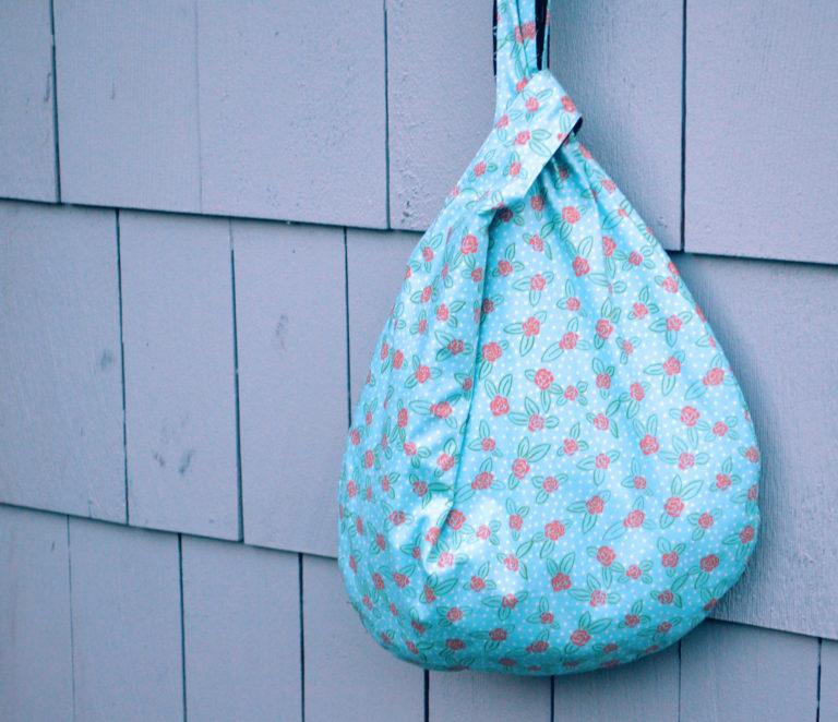 knot bag tutorial