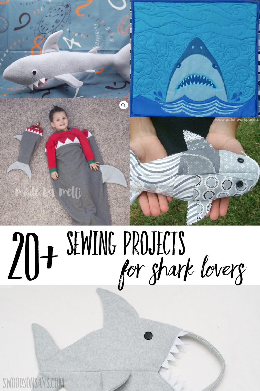 shark diy ideas