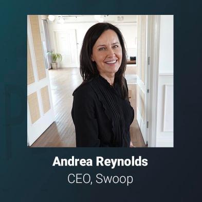 Andrea Reynolds - CEO, Swoop
