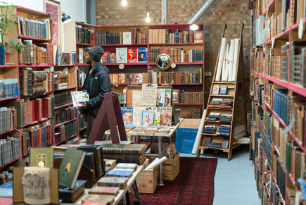 The Story of Bookbarn International