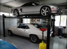 Car Lifts For Small Garages