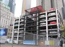 New York City Parking Garages