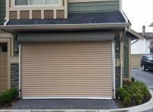 Residential Roll Up Garage Door