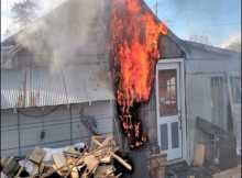 Wood Burning Stove For Garage