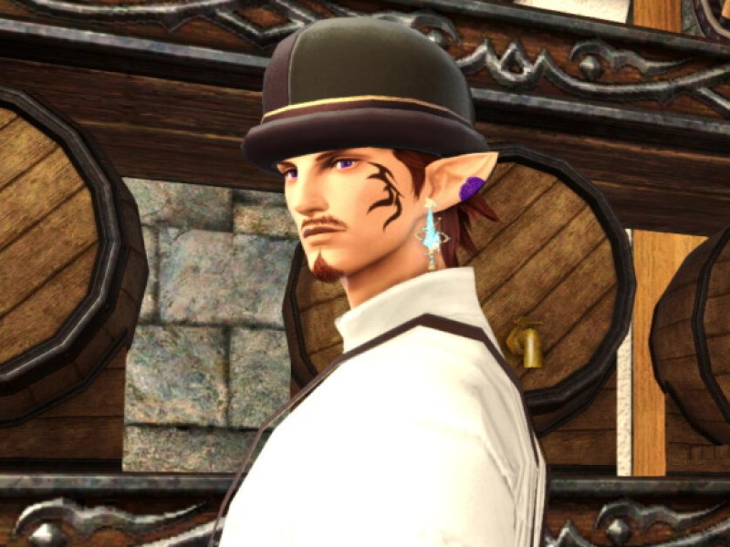 """Officer Main Class: Bard / Red Mage / Paladin...? Officer Duty: 2.0 Maid, Discord Mod Zodiac Sign: Oschon, the Wanderer (Taurus) Favorite Quote: """"There's no crying in baseball"""" Jimmy Dugan Favorite Thing To Do In-Game: One shot kill things. It can be 2 shots"""