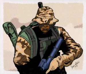 """Combat Hero"" by Dean Martin"