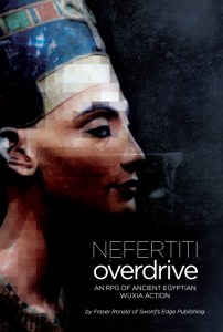 Possible Cover for Nefertiti Overdrive