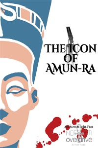 Icon of Amun-ra Cover
