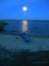 island night