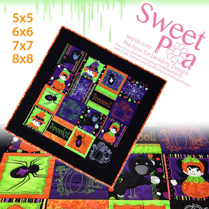 halloween-quilt-5x5-6x6-7x7-8x8-in-the-hoop