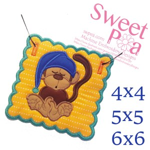 machine embroidery, machine embroidery designs, in the hoop, baby, bunting