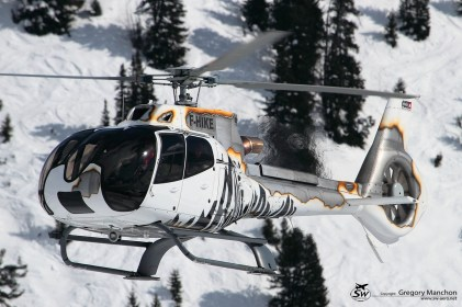 Eurocopter 130T2 - cn: 7774 - F-HIKE - CVF Courchevel 13.03.2016 by Gregory Manchon