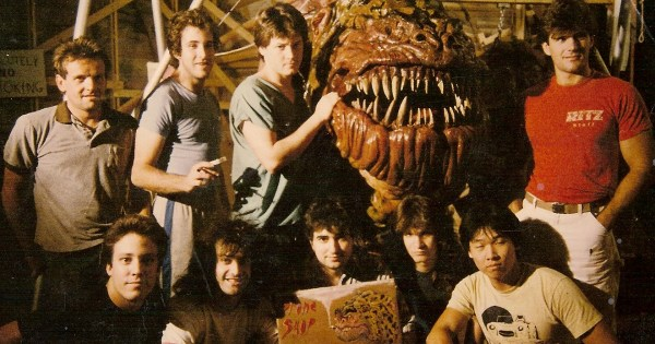 Invaders From Mars: Behind the Scenes at Stan Winston ...