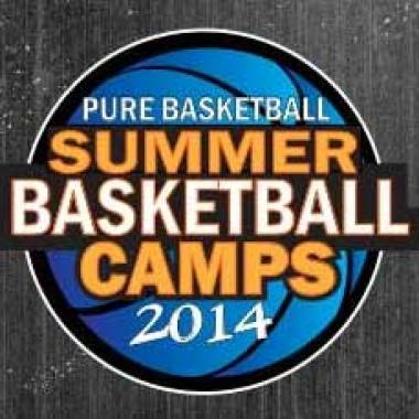 Pure Basketball Camp Logo