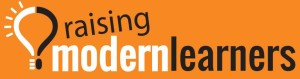 Raising Modern Learners Logo Orange