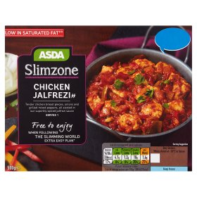 Asda slimzone ready meals and slimming world swstretford New slimming world plan