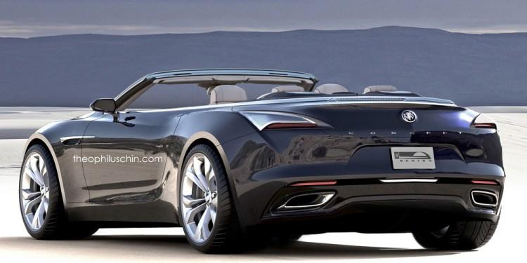 Buick Avista Cabriolet