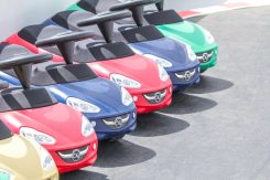 Vauxhall ADAM push cars for toddlers