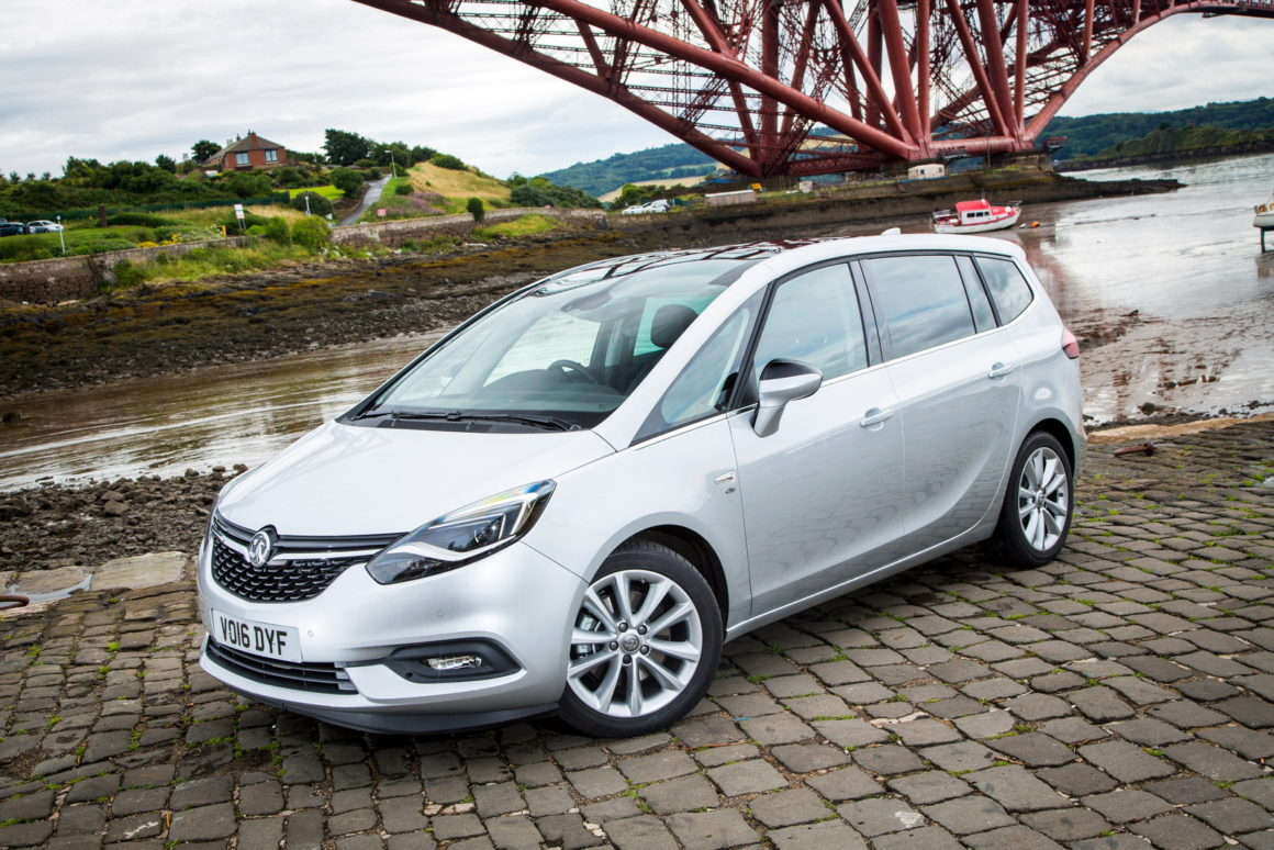 2017 vauxhall zafira tourer starts from 18 615. Black Bedroom Furniture Sets. Home Design Ideas