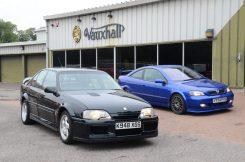 Vauxhall Ex-Press Cars Lotus Carlton & Astra 888