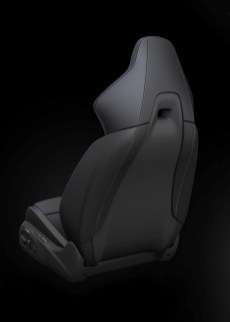 Ergonomic: The performance sport seat of the Insignia GSi is certified by the healthy-back experts from AGR (Aktion Gesunder Rücken e.V.).