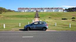 Vauxhall Corsa Guinness Record
