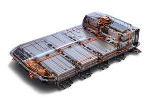 Opel Ampera-e, EV battery system
