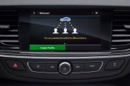 In harmony with the Opel Insignia: With the Multimedia Navi Pro infotainment system, up to five drivers can define their own profiles, allowing them to save numerous adjustments, such as climate control or favourite destinations.