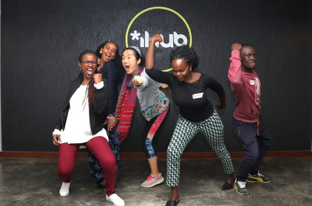 SWWE-Kenya-Home-For-Female-Founders-Group-Photo