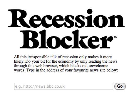 recession blocker