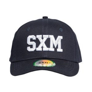 Casquette SXM kid navy face