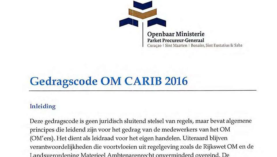 Conflicted vice president court of justice katje mans sint for Farcical german translation