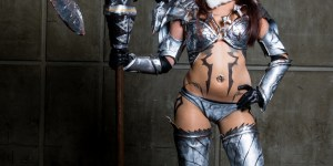Castanic Berserker from Tera Online cosplay by SxyBlood cosplay