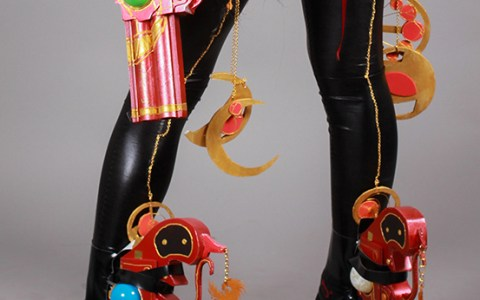 Scarborough Fair from Bayonetta by SxyBlood Cosplay