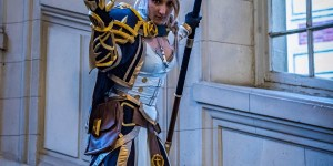 Jaina Proudmoore world of warcraft battle for azeroth sxyblood cosplay