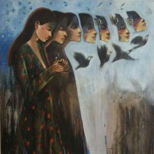 الفنان اسماعيل نصرة