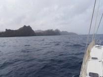 Ankunft auf Sao Vicente/Kap Verde