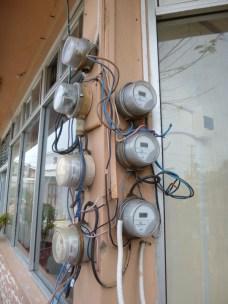 Äußerst sichere Elektrik