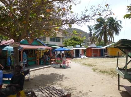 Obst- und Gemüsemarkt in Clifton