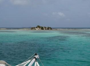 Riffe und Inseln vor Clifton