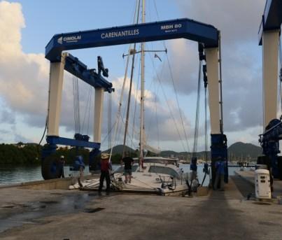Werft/Martinique