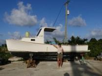 Unser Wochenendboot