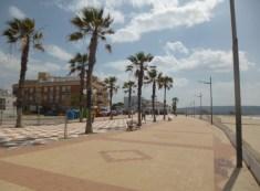 Promenade von Barbate