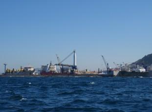 Industriehafen Gibraltar