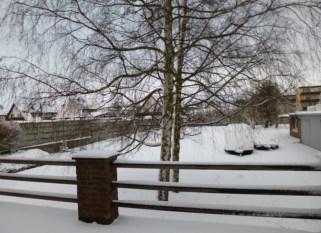 Hilden im Schnee