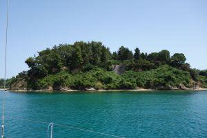 Vido - eine Insel ohne Müll???