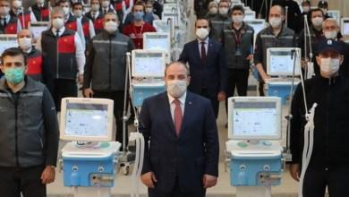 صورة بإمكانيات محلية.. تركيا تبدأ بإنتاج أجهزة تنفس صناعي