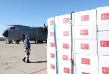Photo of وزيرا الصحة البريطاني والروسي يشكران تركيا على المساعدات الطبية