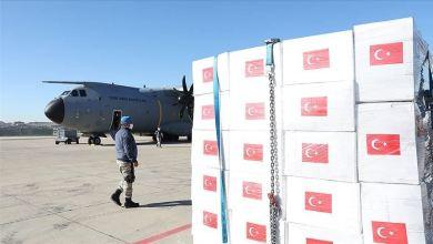 صورة وزيرا الصحة البريطاني والروسي يشكران تركيا على المساعدات الطبية
