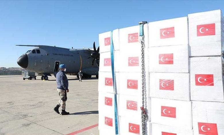 الصحة البريطاني والروسي يشكران تركيا على المساعدات الطبية - وزيرا الصحة البريطاني والروسي يشكران تركيا على المساعدات الطبية